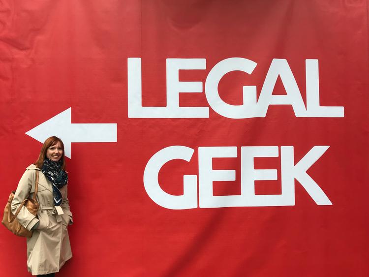 legal geek ana