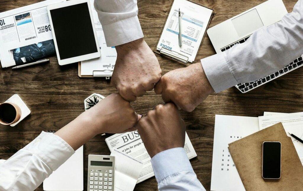 sodelovanje podjetij
